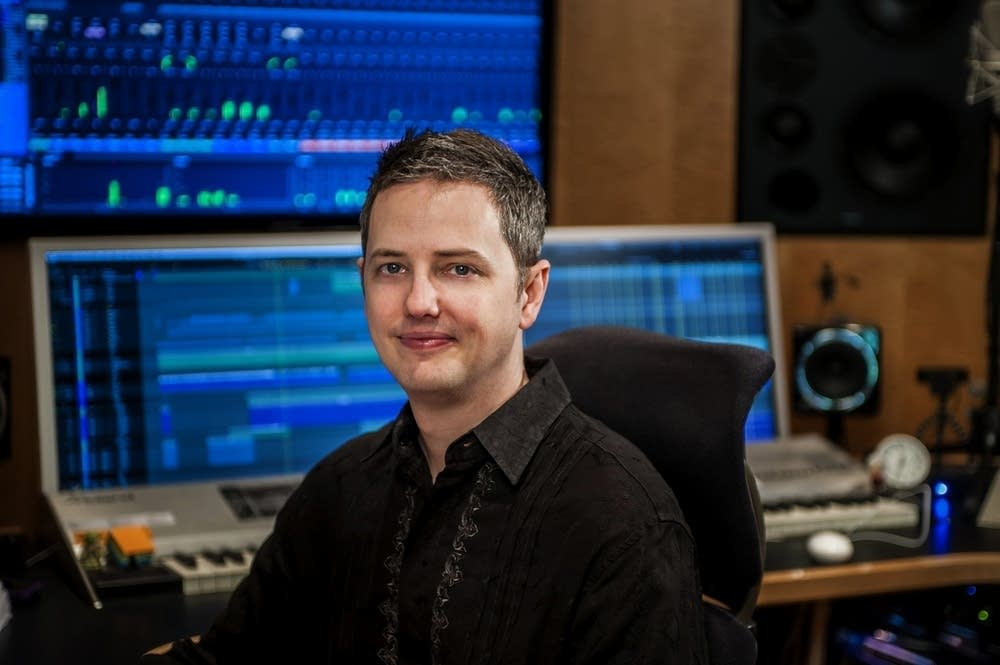 Composer Jason Graves