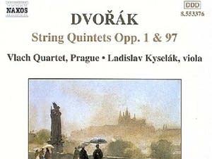 Antonin Dvorak - String Quintet, American: IV. Finale