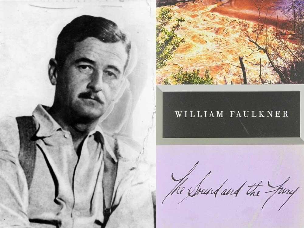 As I Lay Trying How To Read William Faulkner  Mpr News As I Lay Trying How To Read William Faulkner