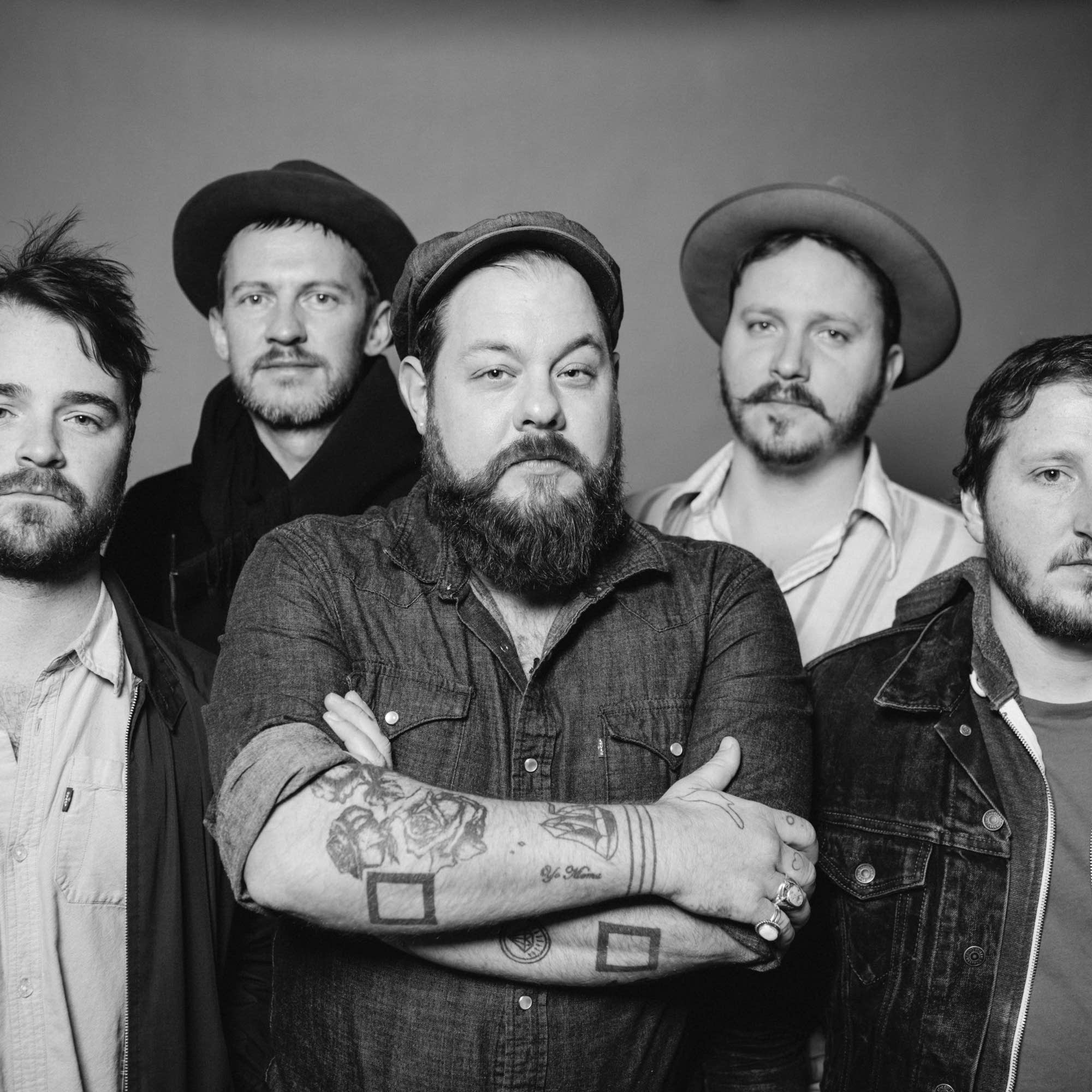 dce331ed Nathaniel Rateliff and the Night Sweats perform in The Current studio