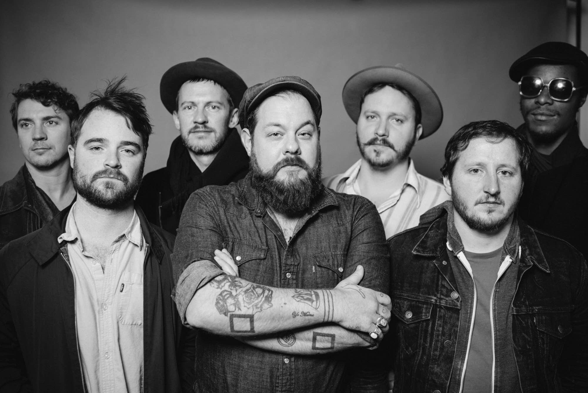 Nathaniel Rateliff & The Night Sweats - 4