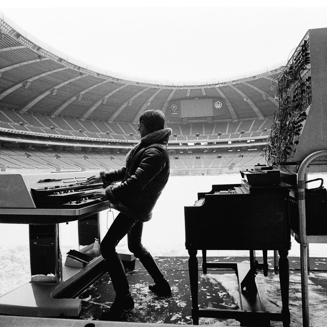 Keith Emerson of Emerson, Lake and Palmer