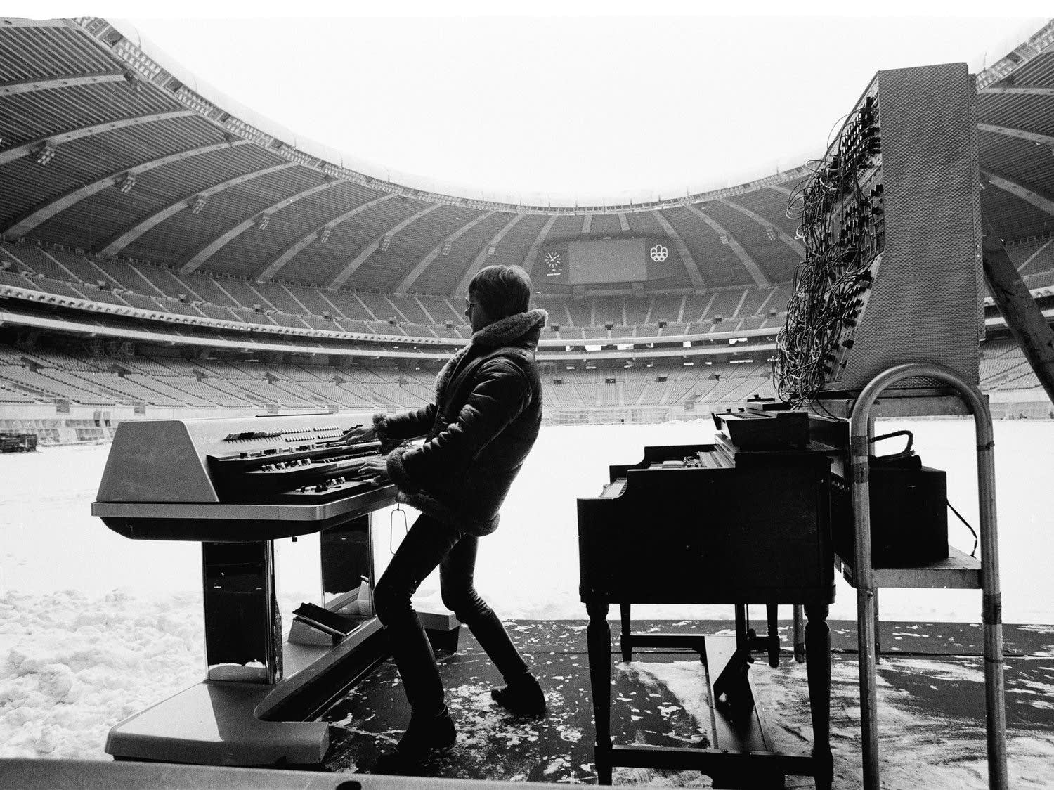Remembering keith emerson a prog rock legend the current for The emrson
