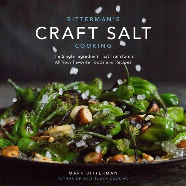 Craft Salt Cooking Book Cover
