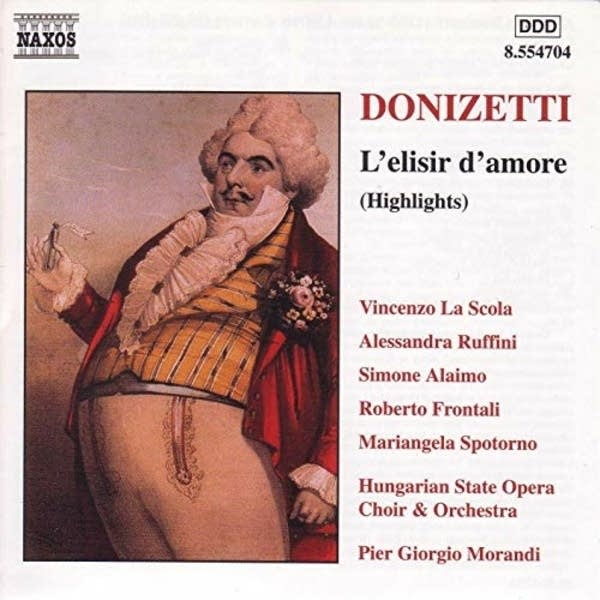 Gaetano Donizetti - The Elixir of Love: Una Furtiva Lagrima
