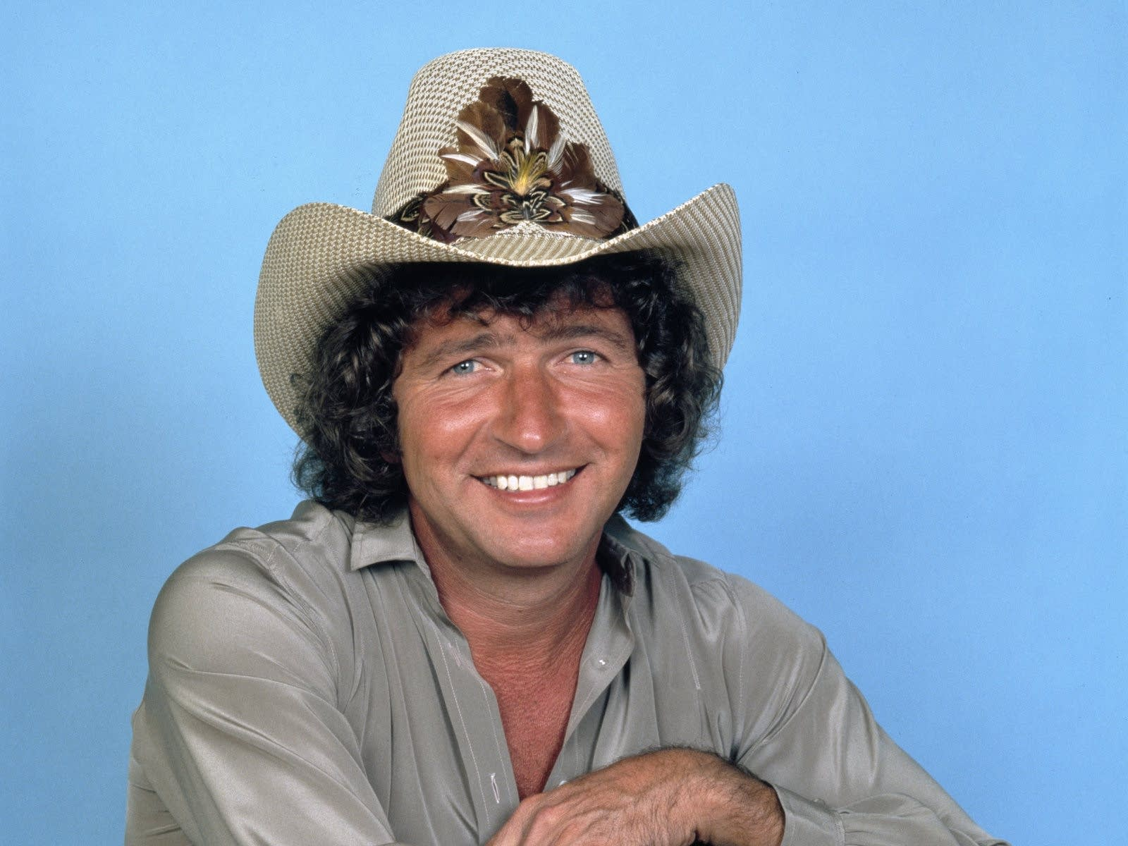 Singer-songwriter Mac Davis in 1981