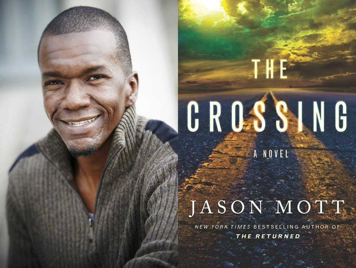 Jason Mott, author of 'The Crossing'