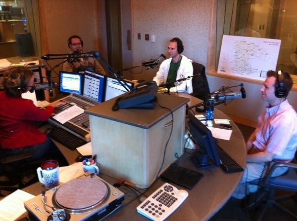 Cantus on-air