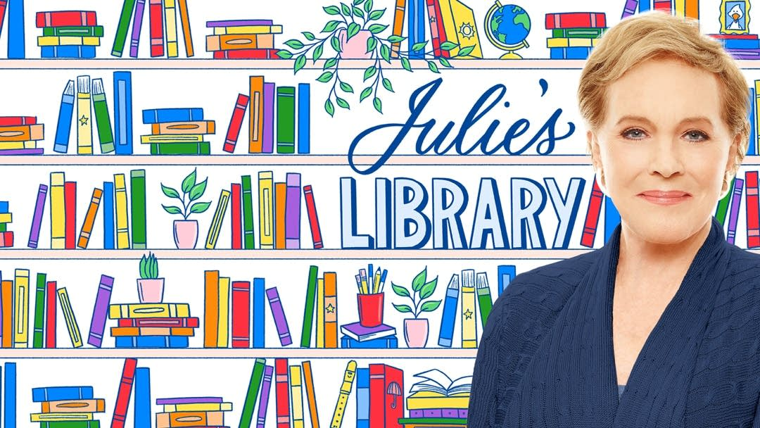 Introducing Julie's Library | Julie's Library