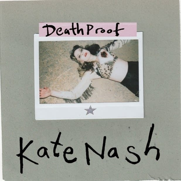 Kate Nash - Death Proof EP