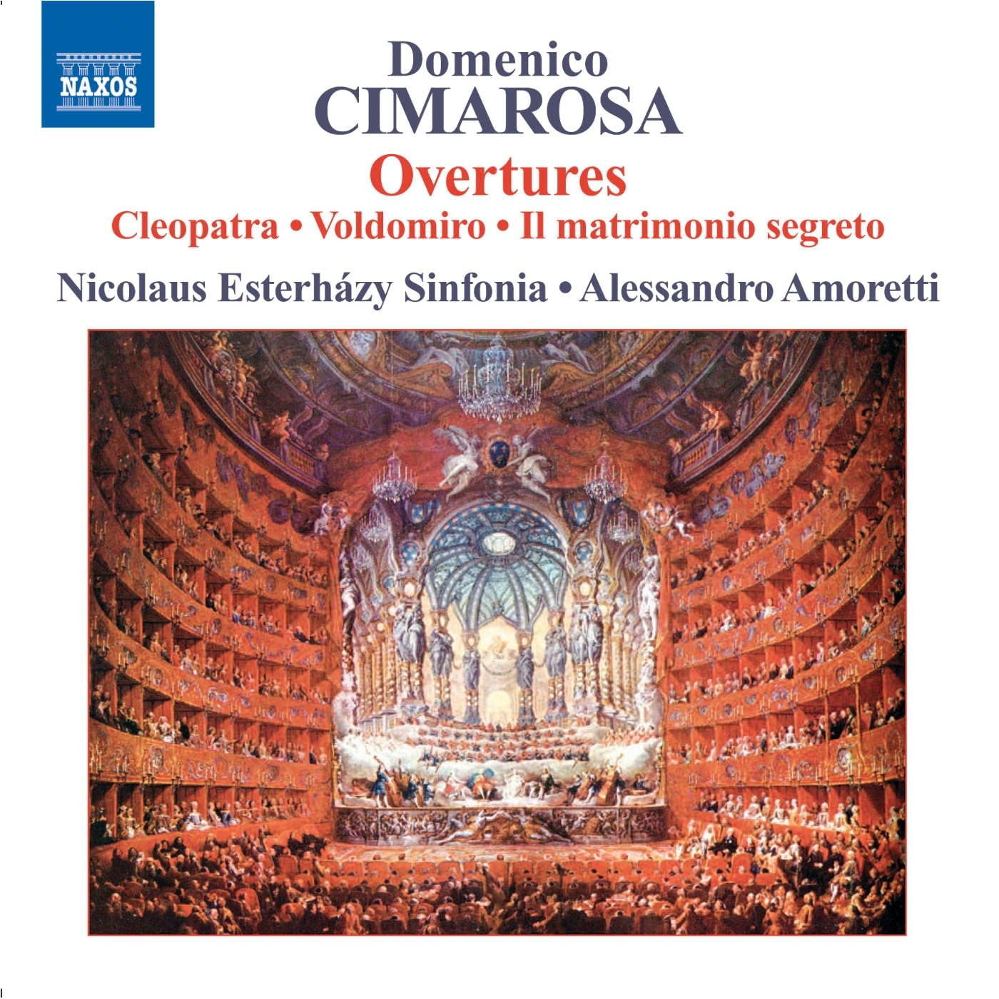 Domenico Cimarosa - Il falegname: Overture