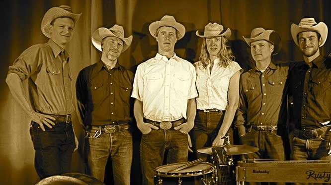 Caleb Klauder Country Band featuring Reeb Willms