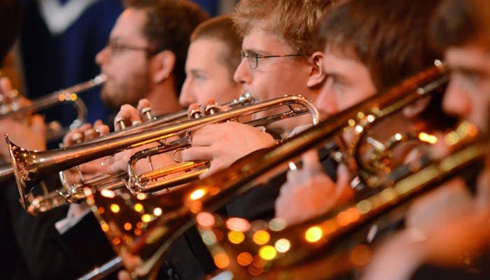 St. Olaf College Festival Brass