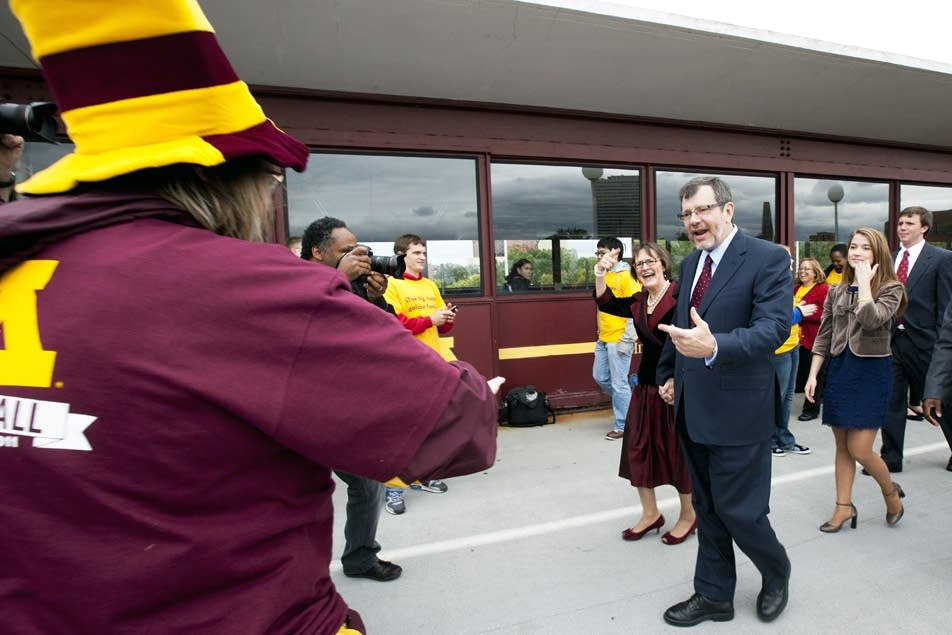 Eric Kaler, University of Minnesota president