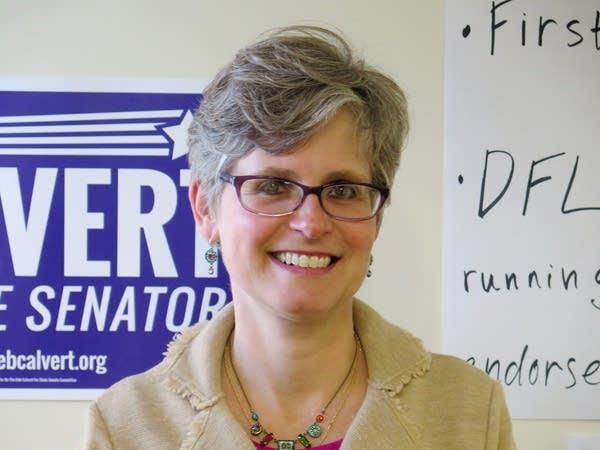Deb Calvert, DFL candidate in Senate District 44