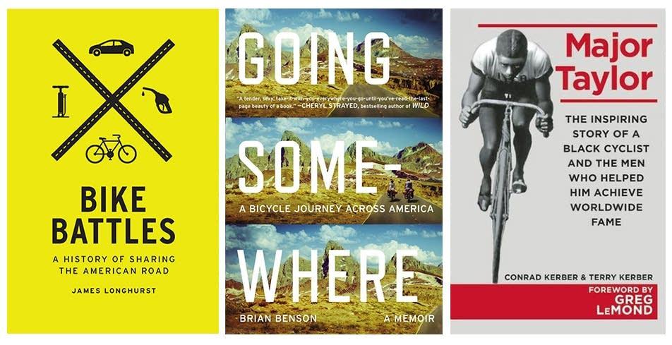 Books on biking