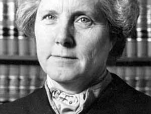 Justice Rosalie Wahl