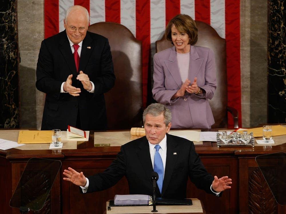 Pres. George Bush