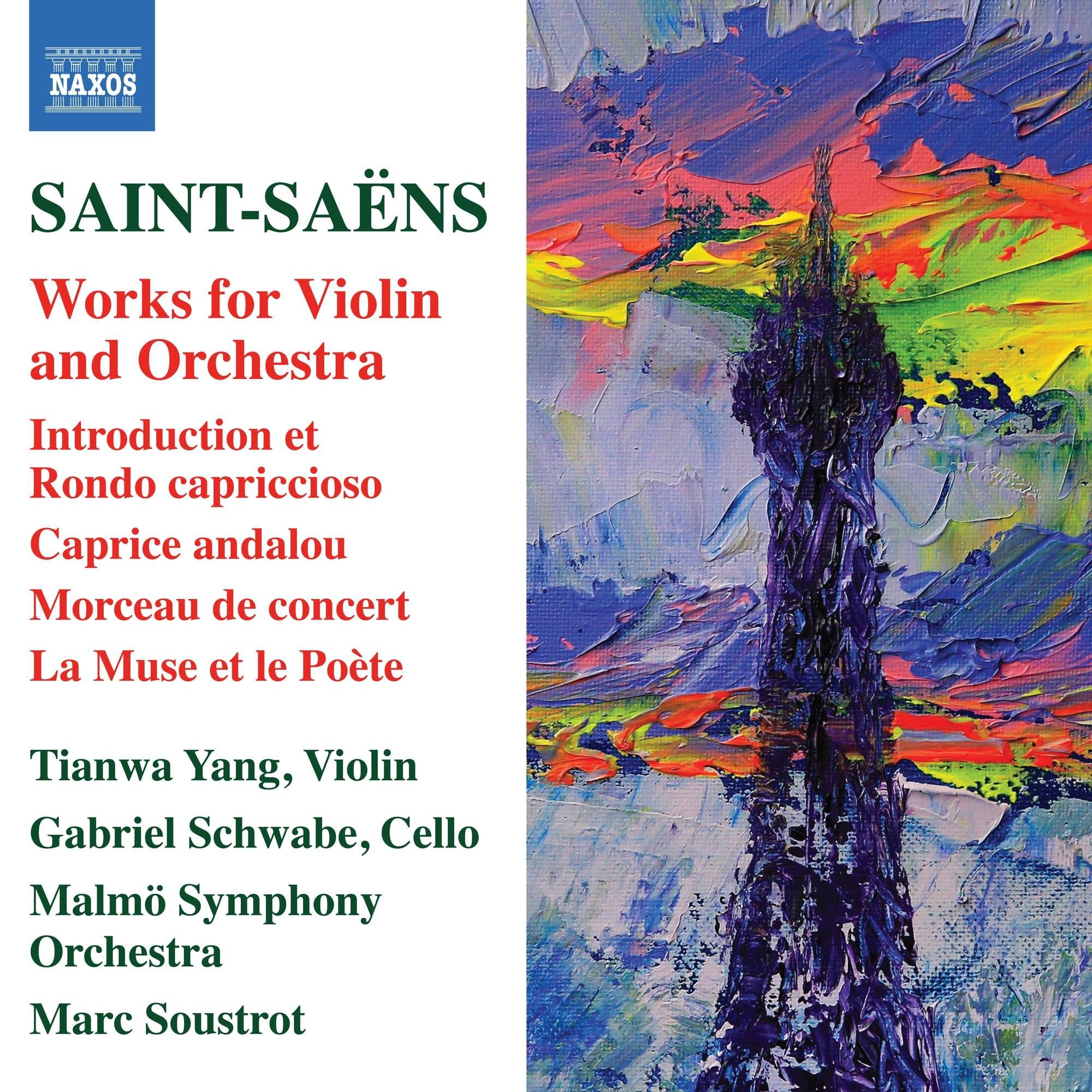 Saint-Saens - Introduction et Rondo
