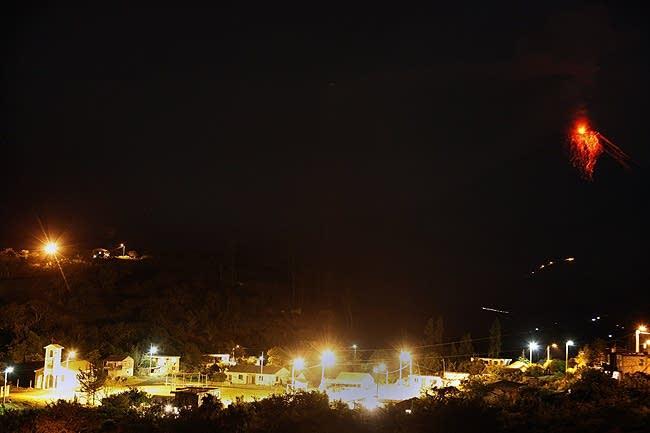 Fiery Tungurahua