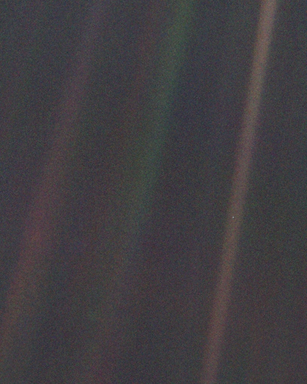'Pale Blue Dot'