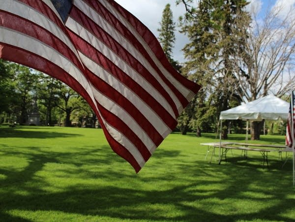 Lakewood Cemetery in Minneapolis