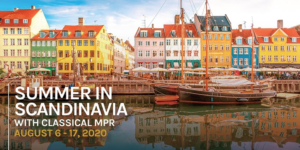 Summer in Scandinavia with Classical MPR