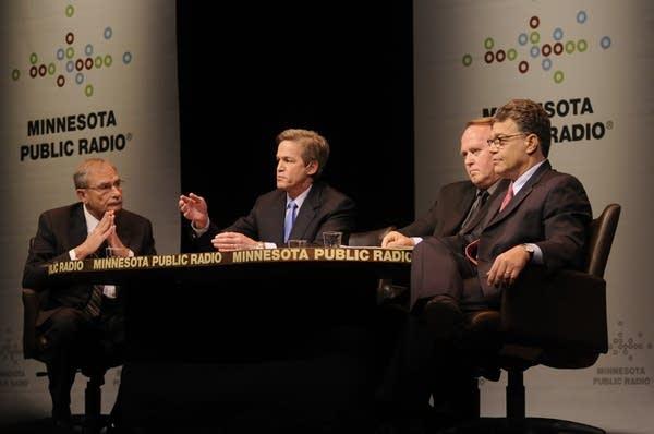 U.S. Senate candidates