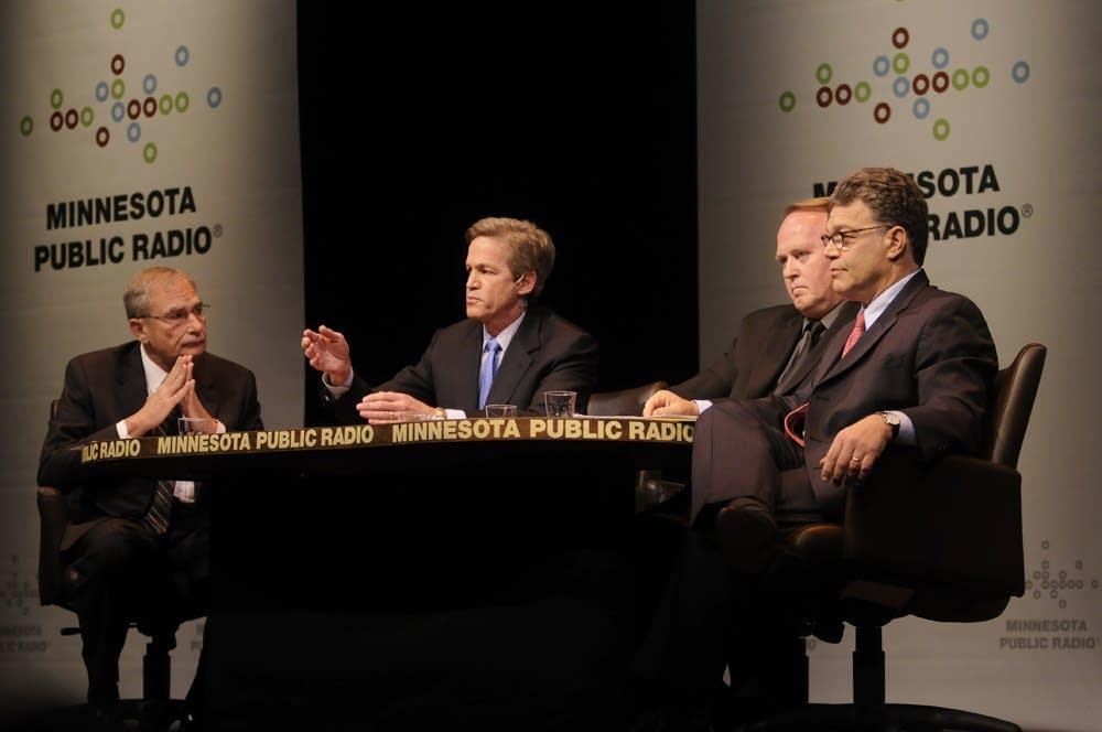 Final Senate debate