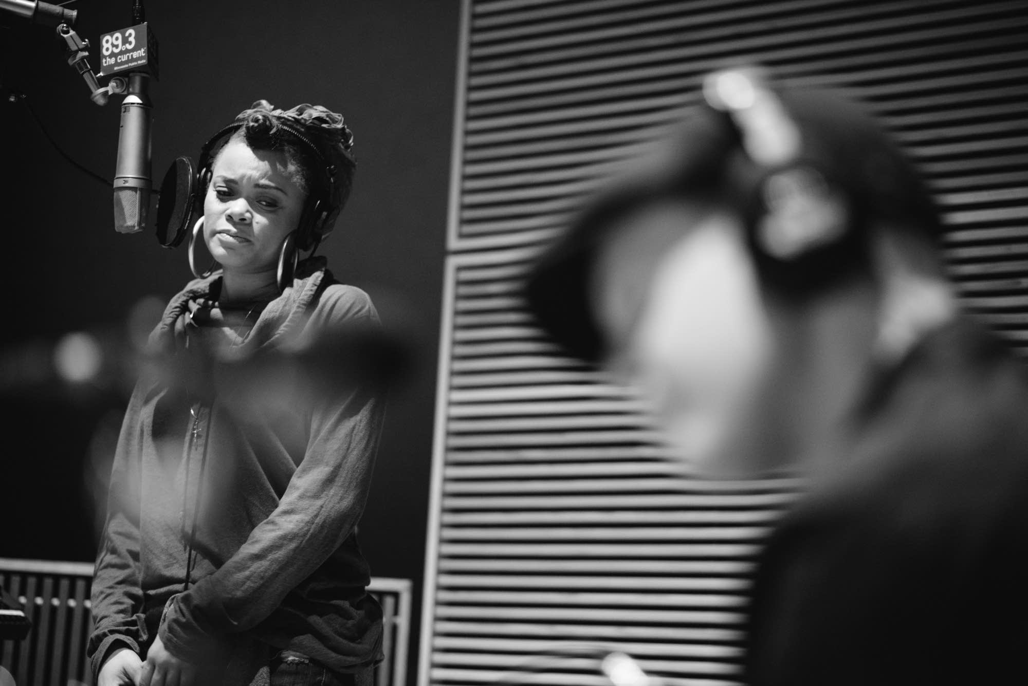 Set for a big year ahead, Andra Day performs at The Current