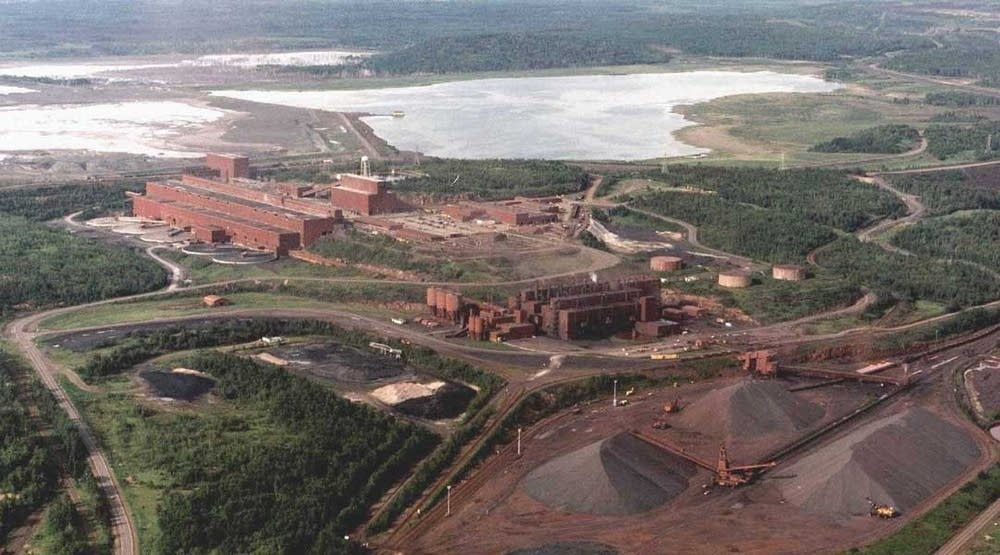 PolyMet processing site