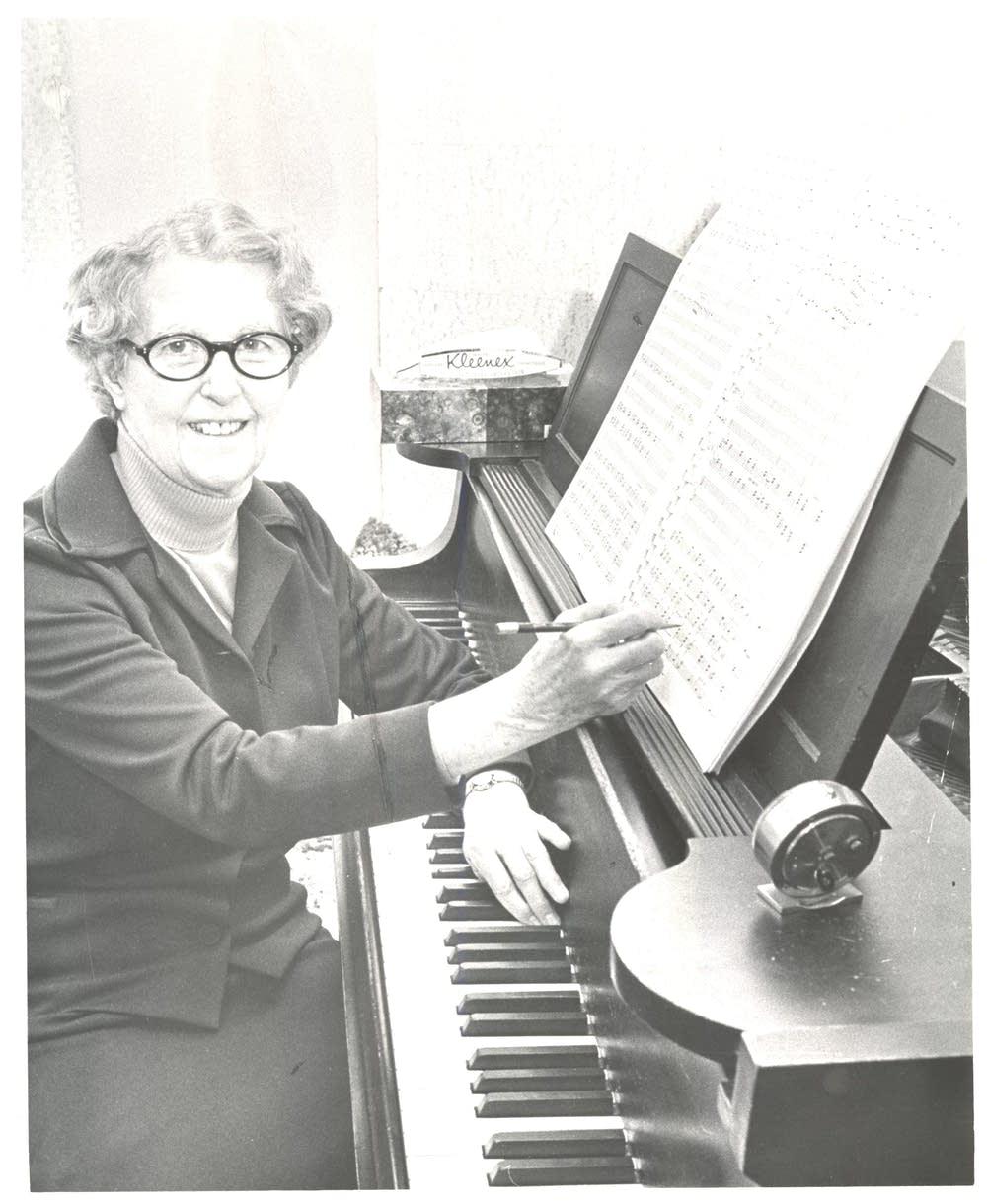 Sister Martina Hughes