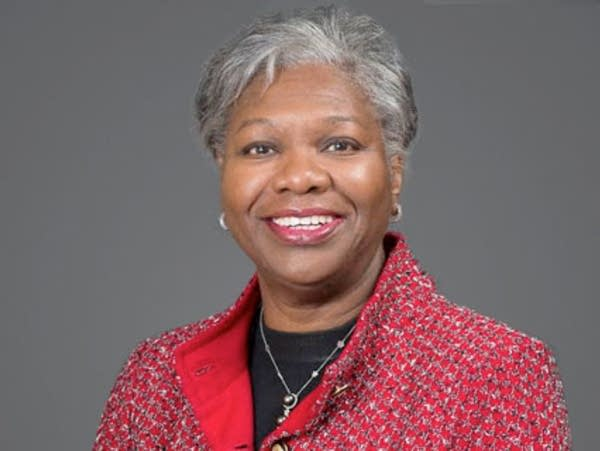 Fayneese Miller, president of Hamline University in St. Paul