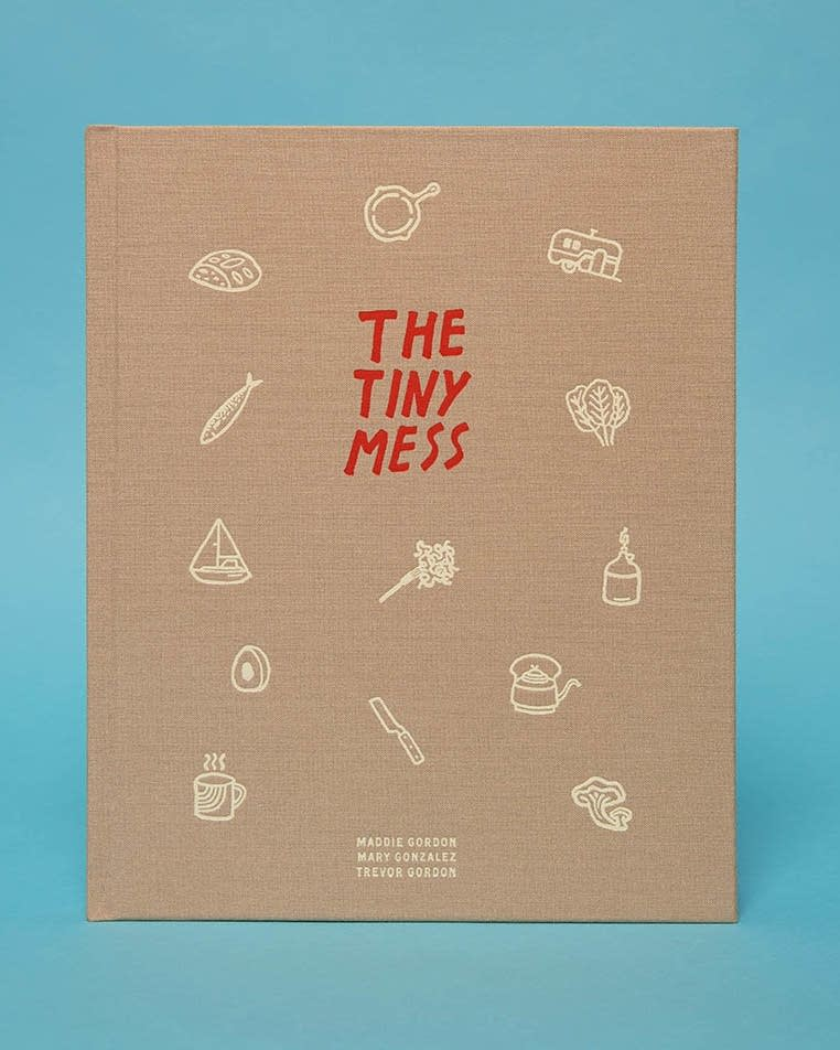 'The Tiny Mess' by Maddie Gordon, Trevor Gordon and Mary Gonzalez