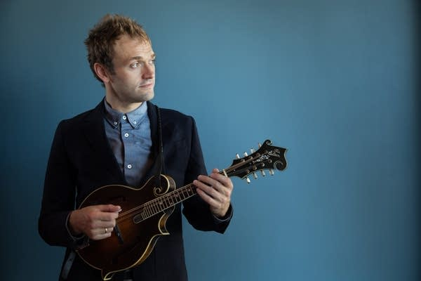 Chris Thile - photo by Devin Pedde