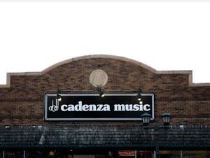 Cadenza Music in St. Paul.