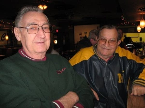 Ron Mickus and Don Eddy