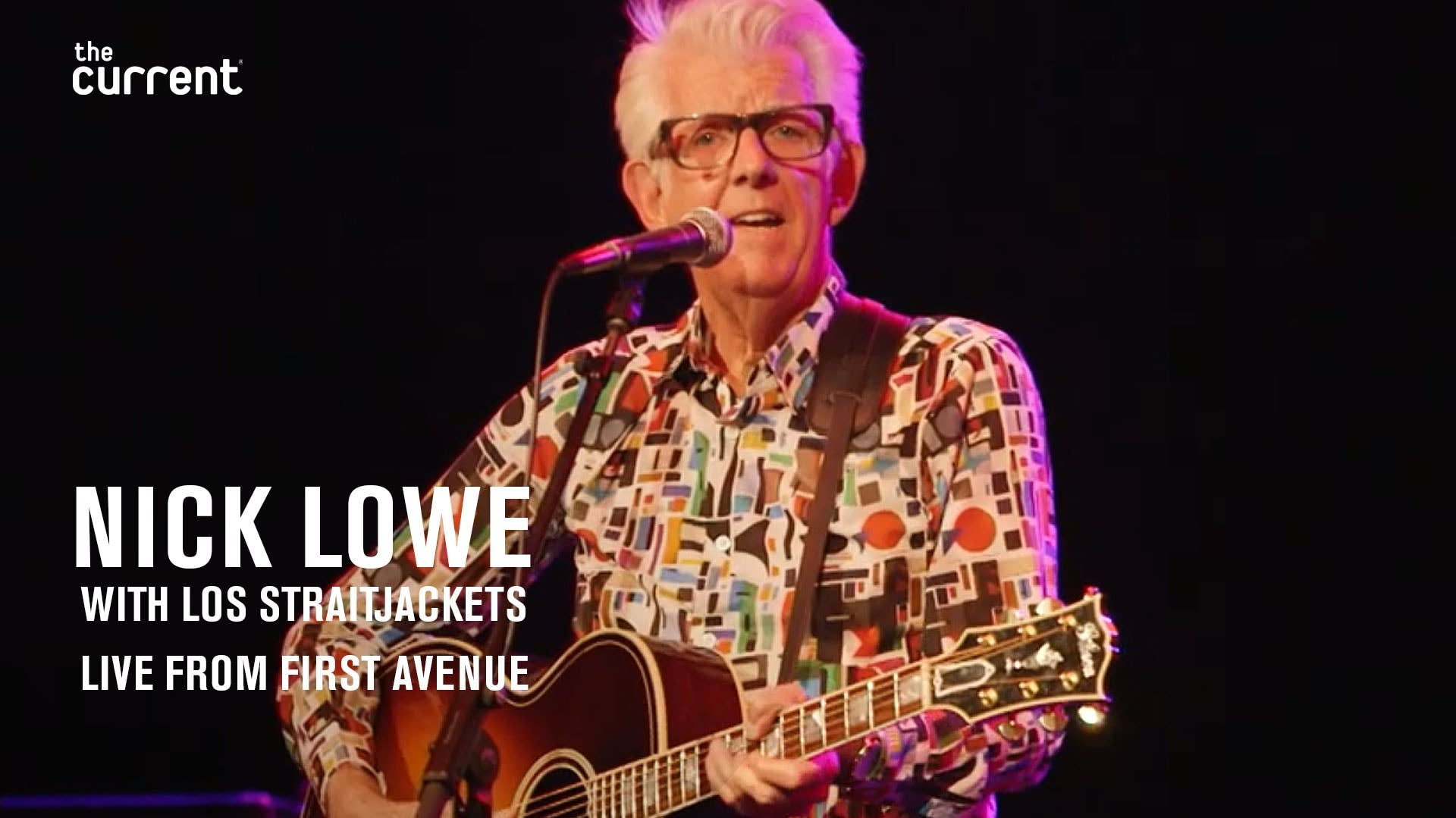 Nick Lowe at First Avenue