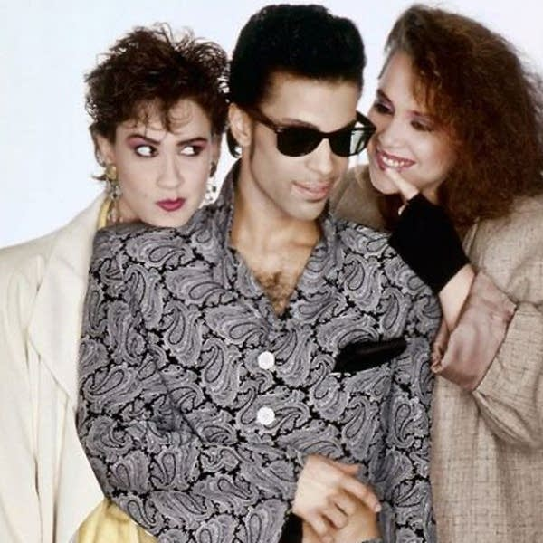 Wendy Melvoin, Prince and Lisa Coleman
