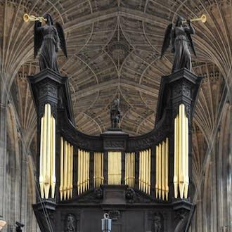 1968-2016 Harrison/King's College Chapel, Cambridge, England