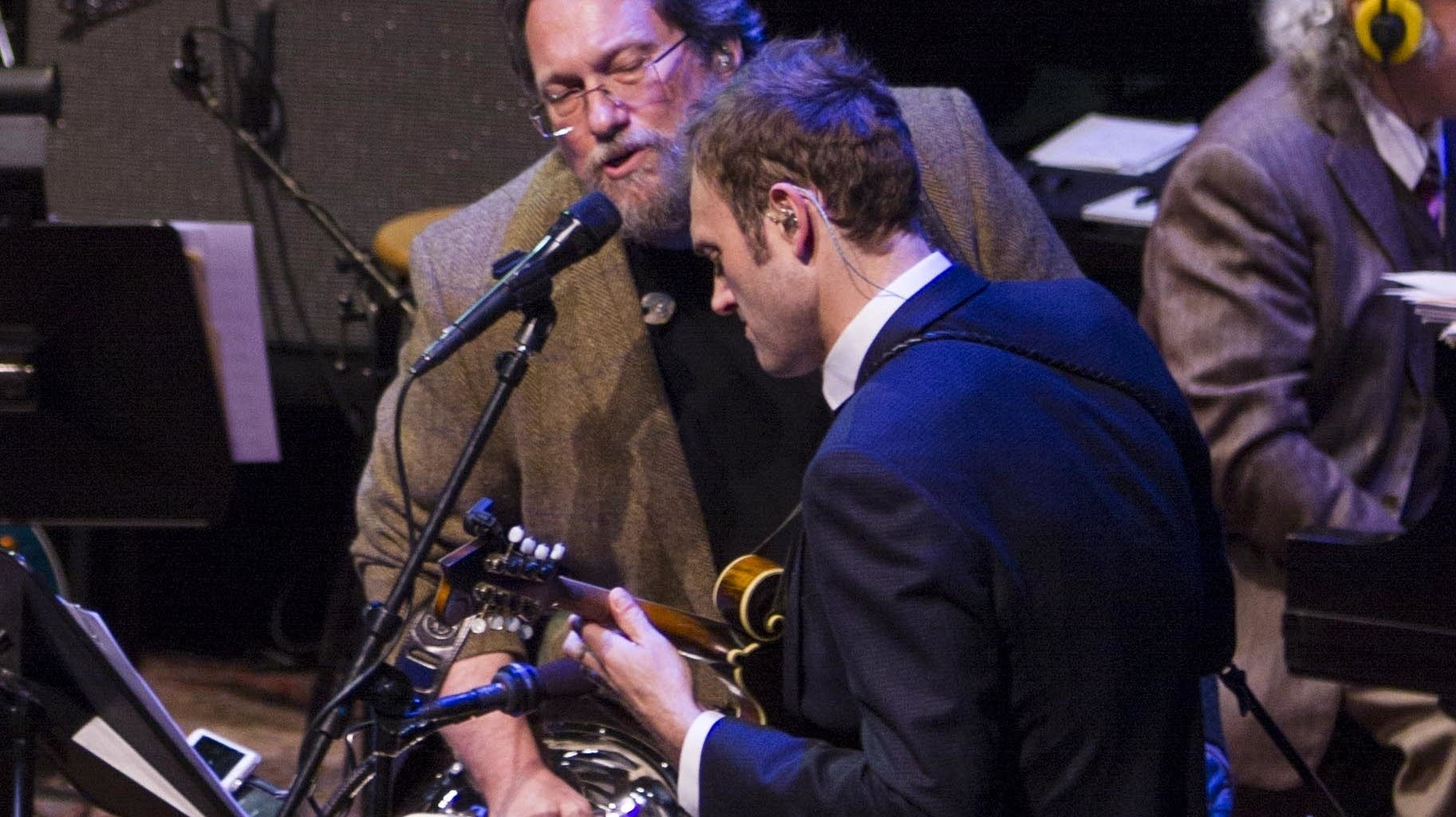 Jerry Douglas and Chris Thile
