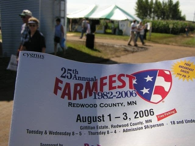 25th Annual Farmfest