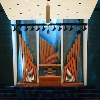 2011 Casavant/Kauffman Center, Kansas City, MO