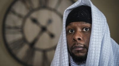 Myon Burrell enjoys 1st days of freedom after prison release