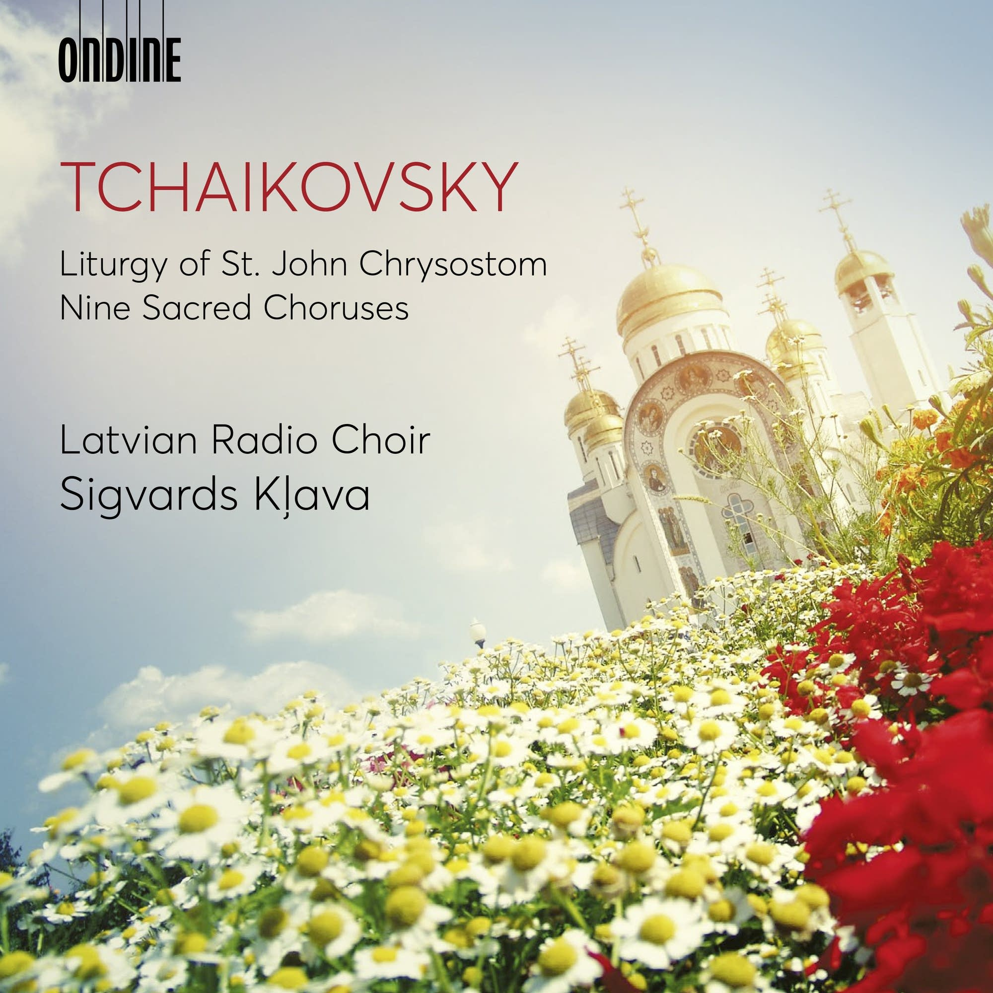 Peter Tchaikovsky - Now the Powers of Heaven
