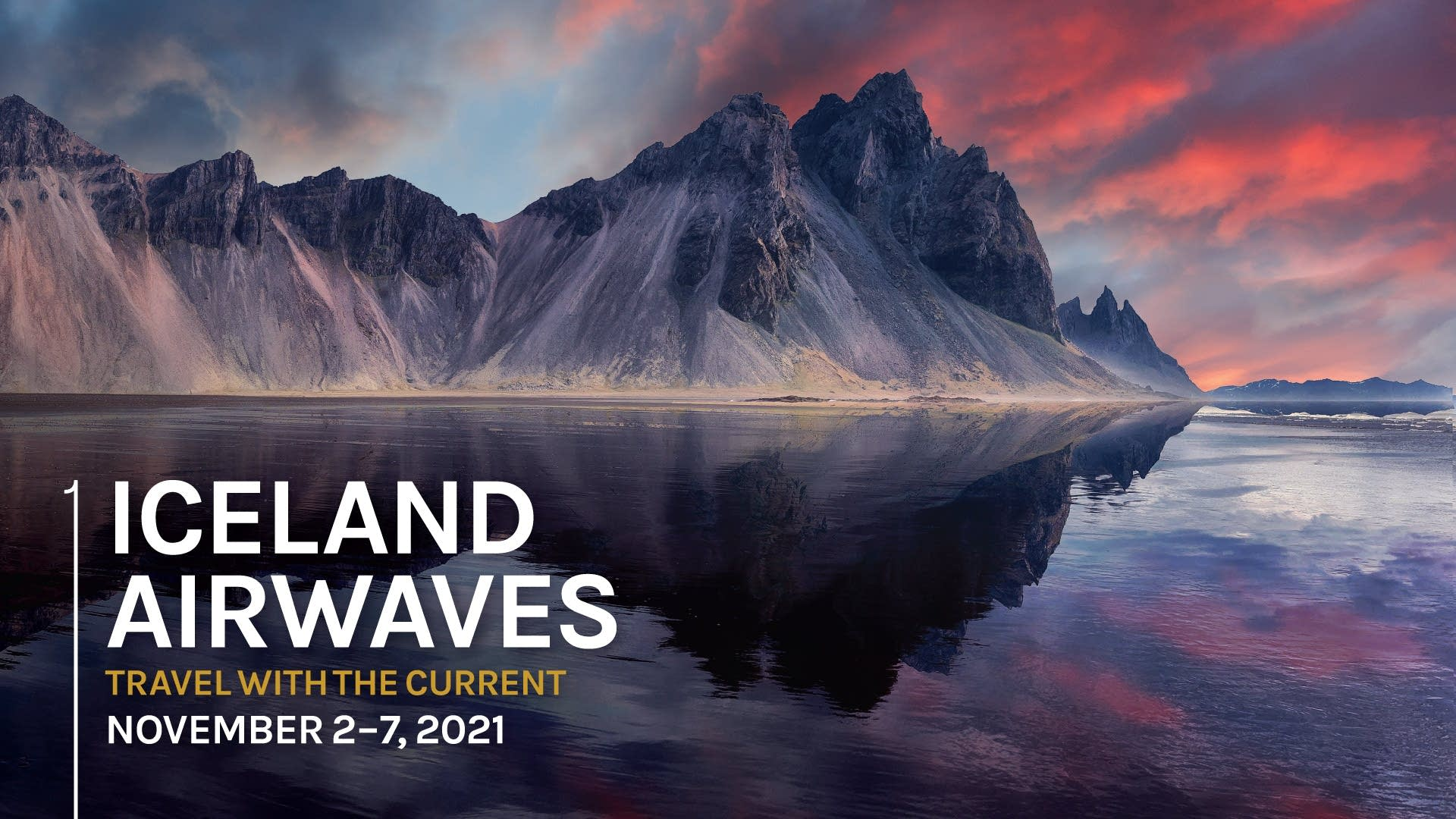 Iceland Airwaves - Travel with The Current 1920x1080