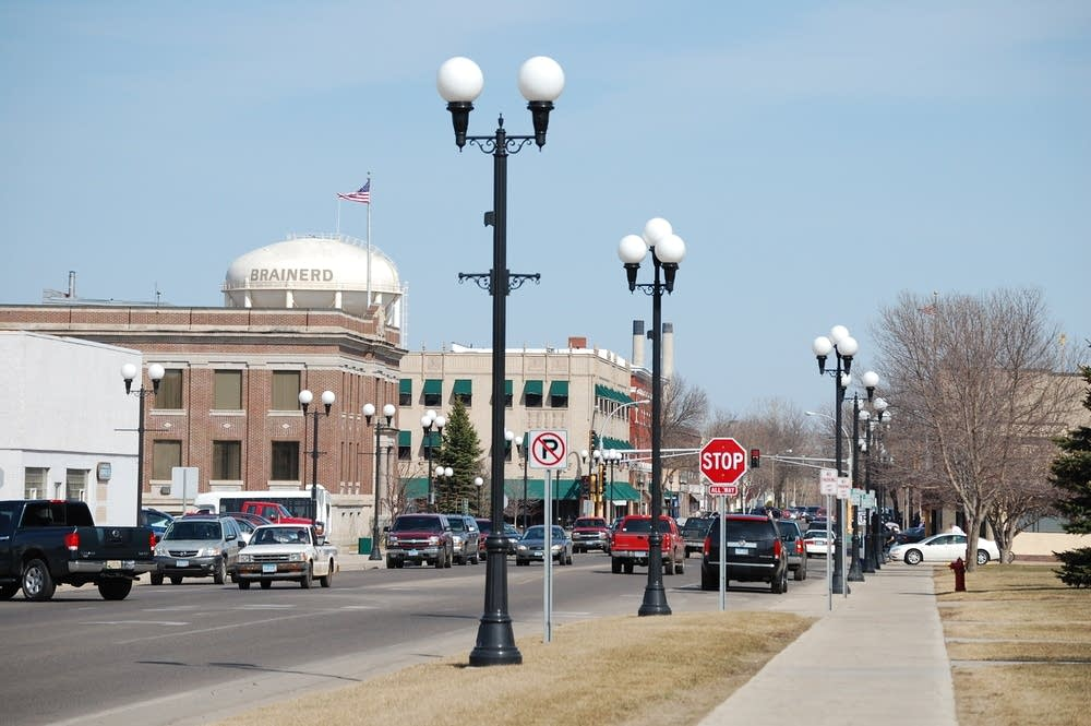 Downtown Brainerd