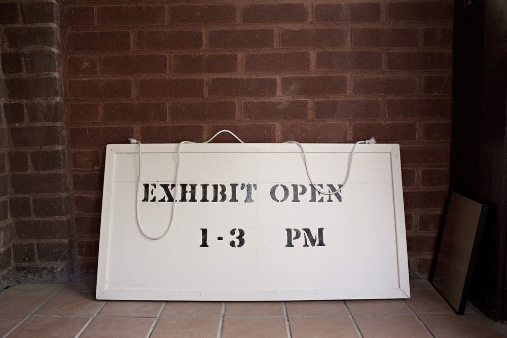 Exhibit open