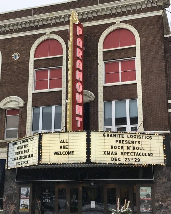 The Paramount Center for the Arts in St. Cloud