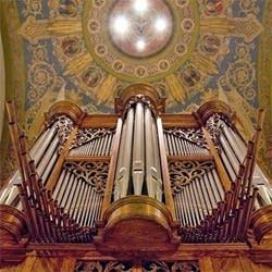 1987 Kney organ at the University of Saint Thomas, St. Paul, MN